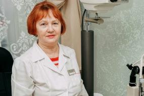 Сурмина Людмила Дмитриевна