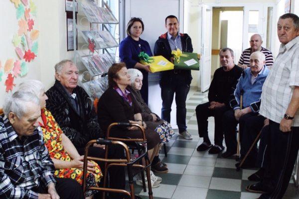 1 октября — Международный день пожилых людей!